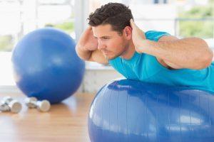 ont i ländryggen övningar
